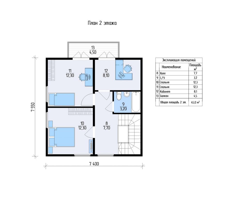Проект дома своими руками 100 кв м